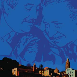 Ventimiglia: domani l'inaugurazione di una piazza per Falcone e Borsellino, l'omaggio grafico di Enzo Iorio
