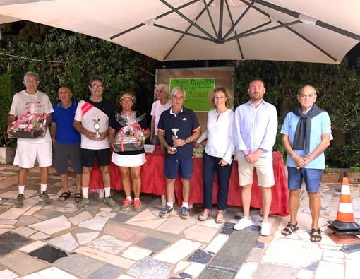 """Tennis. La coppia Sorbara-Lavazza vince il torneo sociale """"Bruno Renosi"""""""