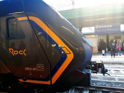FS italiane e Trenitalia: salgono a 13 i nuovi treni regionali in  circolazione in Liguria