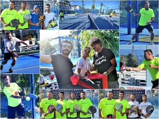 Le immagini della 'Sanremo Tennis&Padel Challenge' (Foto Tonino Bonomo)