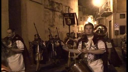 Il documentario sulla 'Sacra rappresentazione della passione di Cristo' nel 2011 a Coldirodi