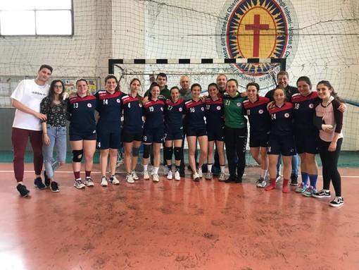 Pallamano. Team Schiavetti Imperia una vittoria e una sconfitta in campo femminile
