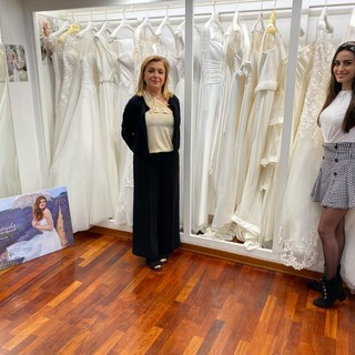 Target: Angela Boutique, abiti da sposa e cerimonia dal 1993
