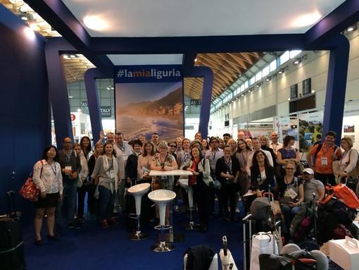 BuyLiguria: allo stand Liguria del TTG di Rimini, l'asset vincente nel mercato del turismo