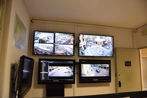 Sanremo: approvato il progetto esecutivo per altre 130 telecamere, ne arrivano 64 per la pista ciclopedonale