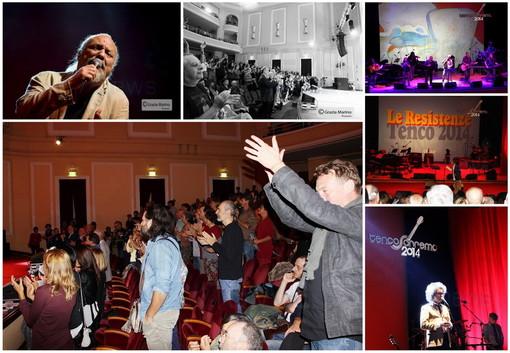 Premio Tenco 2014: la Rassegna 'resiste' e convince, un successo la prima serata al Teatro del Casinò di Sanremo