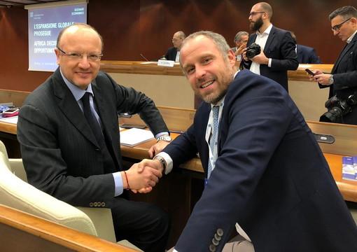 Sergio Tommasini eletto martedì scorso nel consiglio generale di Confindustria Assafrica & Mediterraneo