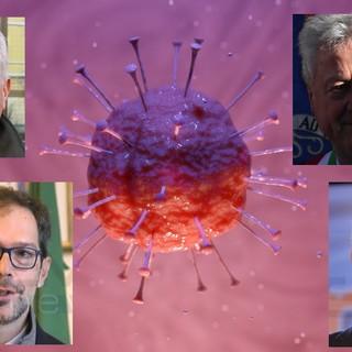 Emergenza Coronavirus: oggi pomeriggio in diretta i Sindaci di Imperia, Sanremo, Ventimiglia e Bordighera
