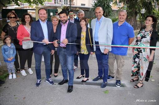 Vallecrosia: inaugurata questa sera alla Casa Valdese la terza edizione di 'Wine Around' (Foto)