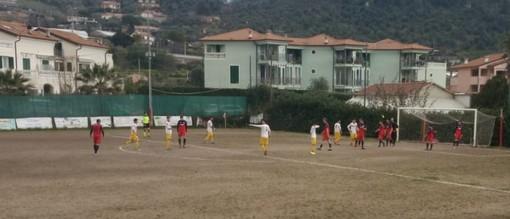 Calcio, Promozione. Taggia bloccato dal Camporosso e addio primato: a Valerio Gallo risponde Siberie