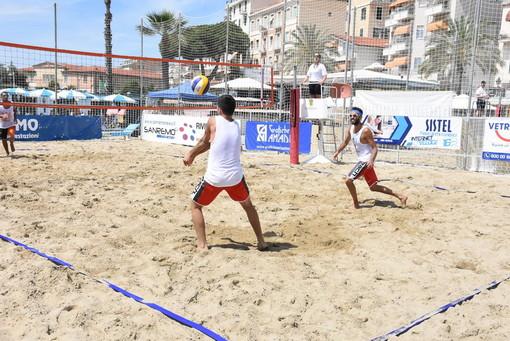 Beach Volley: il torneo '2x2' di Sanremo sconfigge anche il Covid e regala spettacolo nel fine settimana