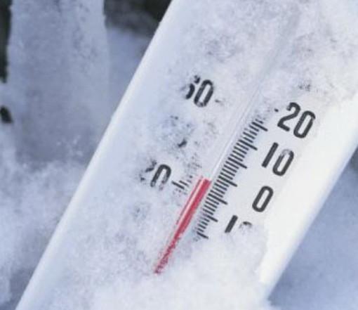 Freddo intenso anche questa mattina nella nostra provincia: nell'entroterra toccati gli zero gradi