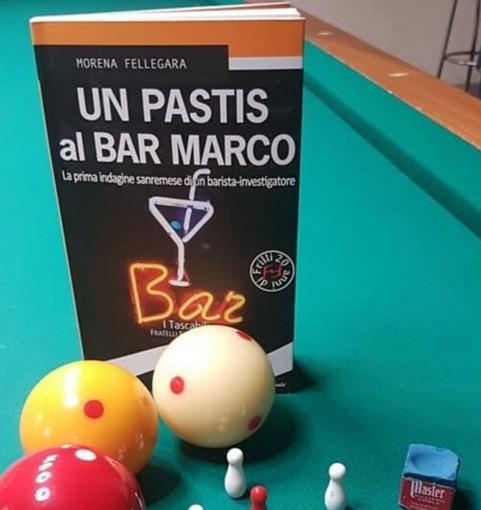 Sanremo: questa sera a Villa Ormond la presentazione del libro di Morena Fellegara 'Un Pastis al Bar Marco'