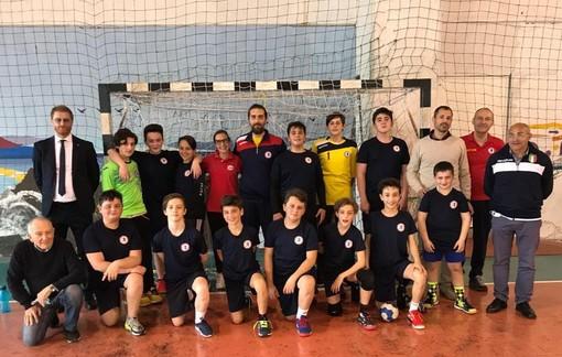 Pallamano: a Imperia, weekend di vittorie per U13 e U15 del Pallamano San Camillo