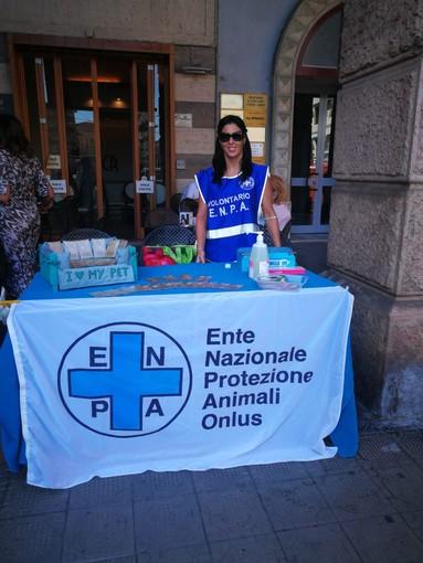 Sanremo: 'Una zampa è per sempre', iniziativa dell'Enpa per raccogliere fondi per il canile