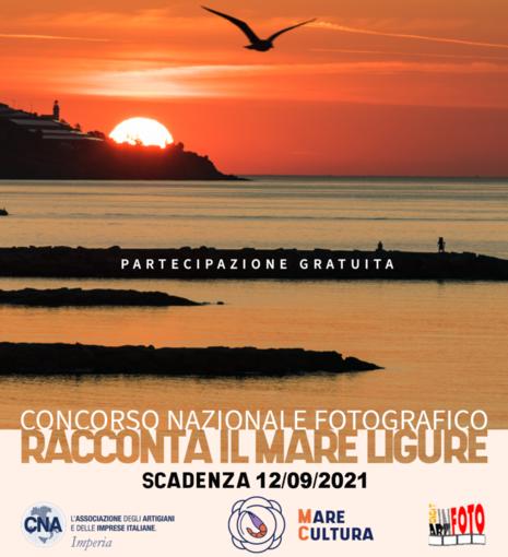 """Al via il concorso fotografico nazionale di CNA """"Racconta il Mare Ligure"""""""