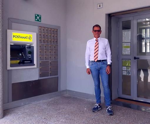 San Bartolomeo al Mare: inaugurato il nuovo ufficio postale in piazza Gioacchino Rossini
