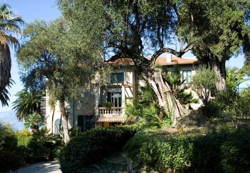 Bordighera, domani pomeriggio visita guidata a Villa Pompeo Mariani
