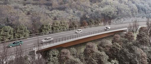 A6 Savona-Torino: pronto il nuovo viadotto 'Madonna del Monte', questa mattina il taglio del nastro. Sarà presente il ministro De Micheli