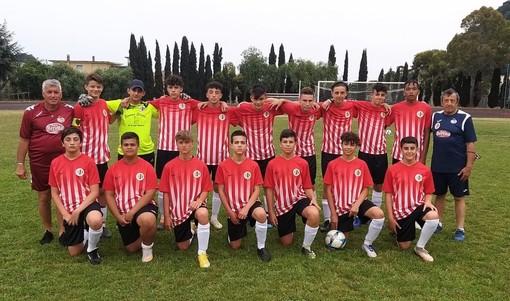 Calcio. Sconfitta per i Giovanissimi 2006 della Vallecrosia Academy contro la Sanremese