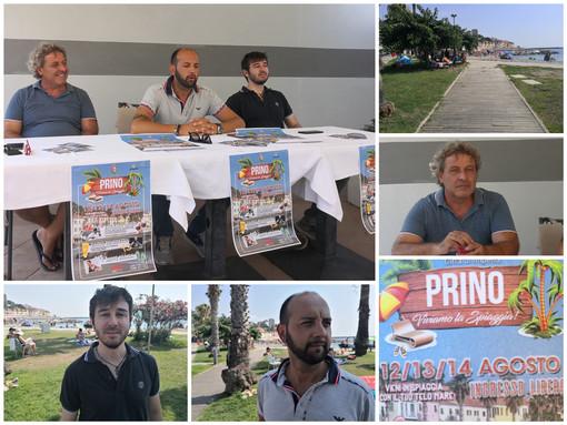 Imperia: a Borgo Prino arriva 'Viviamo la spiaggia', tre serate di spettacoli in riva al mare (Foto e video)
