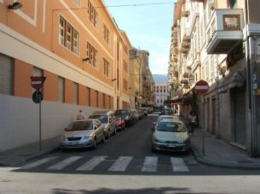 Sanremo: regolamentazione isola pedonale in via Gioberti per iniziativa 'Spazio Aperto'