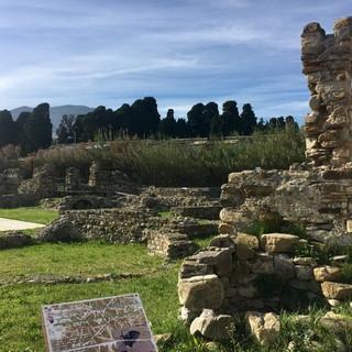Villa Romana alla Foce di Sanremo, nota anche come Villa Matutia