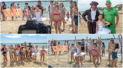 """Per Rita Longordo sarà """"Un'estate di risate"""", le spiagge di Arma di Taggia nella nuova canzone della vincitrice dello Zecchino d'Oro"""