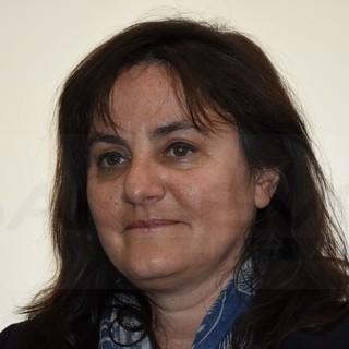 Il Vice Presidente della Regione Liguria Sonia Viale alla cena di solidarietà di Rocchetta Nervina