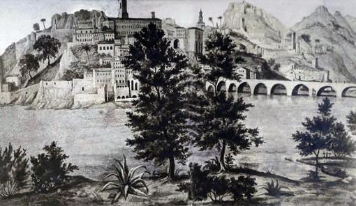 Ventimiglia e il Ponente ligure dalla morte di Carlo Alberto alla vigilia della cessione di Nizza alla Francia e della nascita del Regno d'Italia