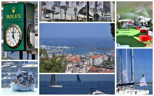 Sanremo: ecco lo spettacolo della Giraglia, ieri l'arrivo delle barche in porto. Circa 2.000 persone in città (Foto)