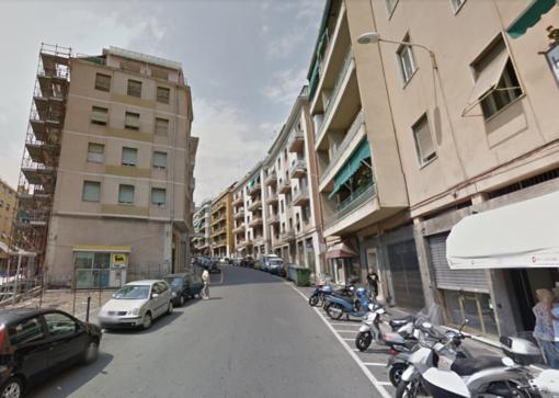 Sanremo: da domani, divieto di sosta e di fermata in via Martiri nei tratti debitamente segnalati