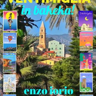 Ventimiglia: le grafiche di Enzo Iorio in mostra ai Giardini Pubblici 'Tommaso Reggio'