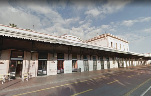 Sanremo: sede dei vigili urbani nei locali della vecchia stazione, la proposta di un cittadino