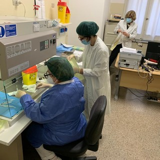Coronavirus: in provincia di Imperia 59 nuovi casi e 432 dosi di vaccino somministrate. Muore un 71enne all'ospedale di Sanremo