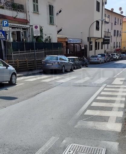 Sanremo: velocità eccessive in via della Repubblica, un lettore chiede un dissuasore o controllo elettronico