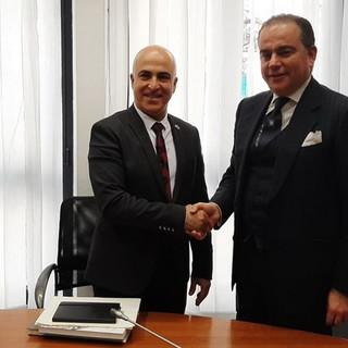 """100 anni di Israele in Liguria, l'ambasciatore a Savona: """"Il 26 aprile un grande evento a Sanremo"""""""