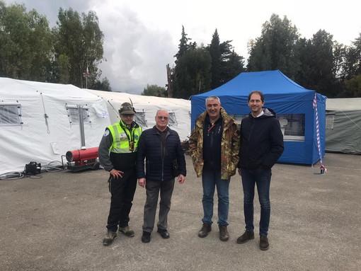 """Diano Marina: Za Garibaldi a 'Vardirex 2019' """"Una grande dimostrazione di capacità organizzativa"""" (Foto)"""