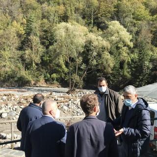 In vista della dichiarazione dello stato di emergenza, visita dei portavoce M5S nelle zone colpite dal maltempo