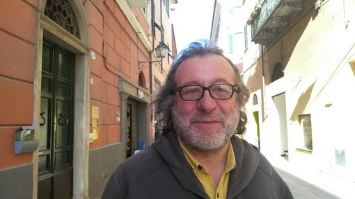 Andrea Falciola, presidente comitato 'Via Cascione Isola Felice'