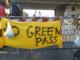 Genova: Green pass, sgomberato all'alba varco Etiopia, simbolo della protesta dei portuali