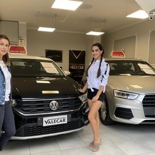 Valentina Panait e Ilaria Salerno