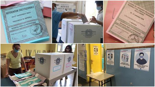 Election Day: seggi chiusi, i dati dell'affluenza alla fine del primo giorno di votazioni