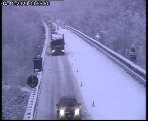 Autostrada A6 chiusa ai mezzi pesanti da Carmagnola a Savona e dal bivio con la A10 fino a Ceva