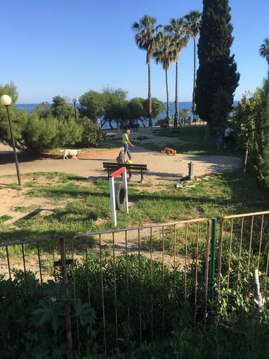 """Sanremo: proteste per area cani a San Martino, un cittadino: """"I cani sono l'ultimo problema!"""""""