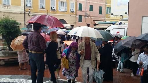 Imperia: pioggia e vento, annullata la tradizionale processione di San Giovanni