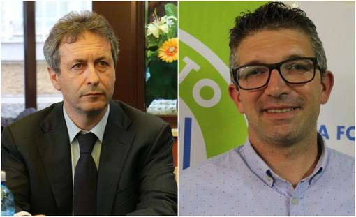 Luca Lanteri e Alessandro Savioli
