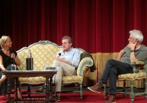 Sanremo: i risultati dell'incontro con il noto scrittore Antonio Manzini proposto dalla 'Libreria Garibaldi