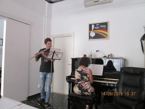 Vallecrosia: interessante incontro con la musica a cura dell'Associazione Musicale 'Pergolesi'