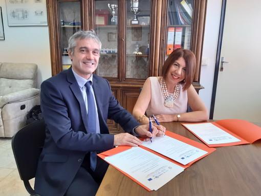 Siglato l'accordo tra IIS Marconi di Imperia e l'Institut Universitaire de Technologie di Nizza